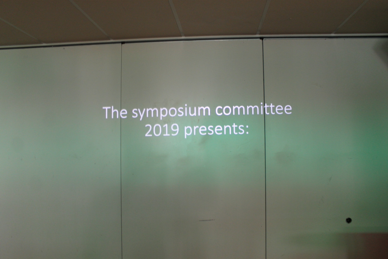 Symposium Theme Announcement