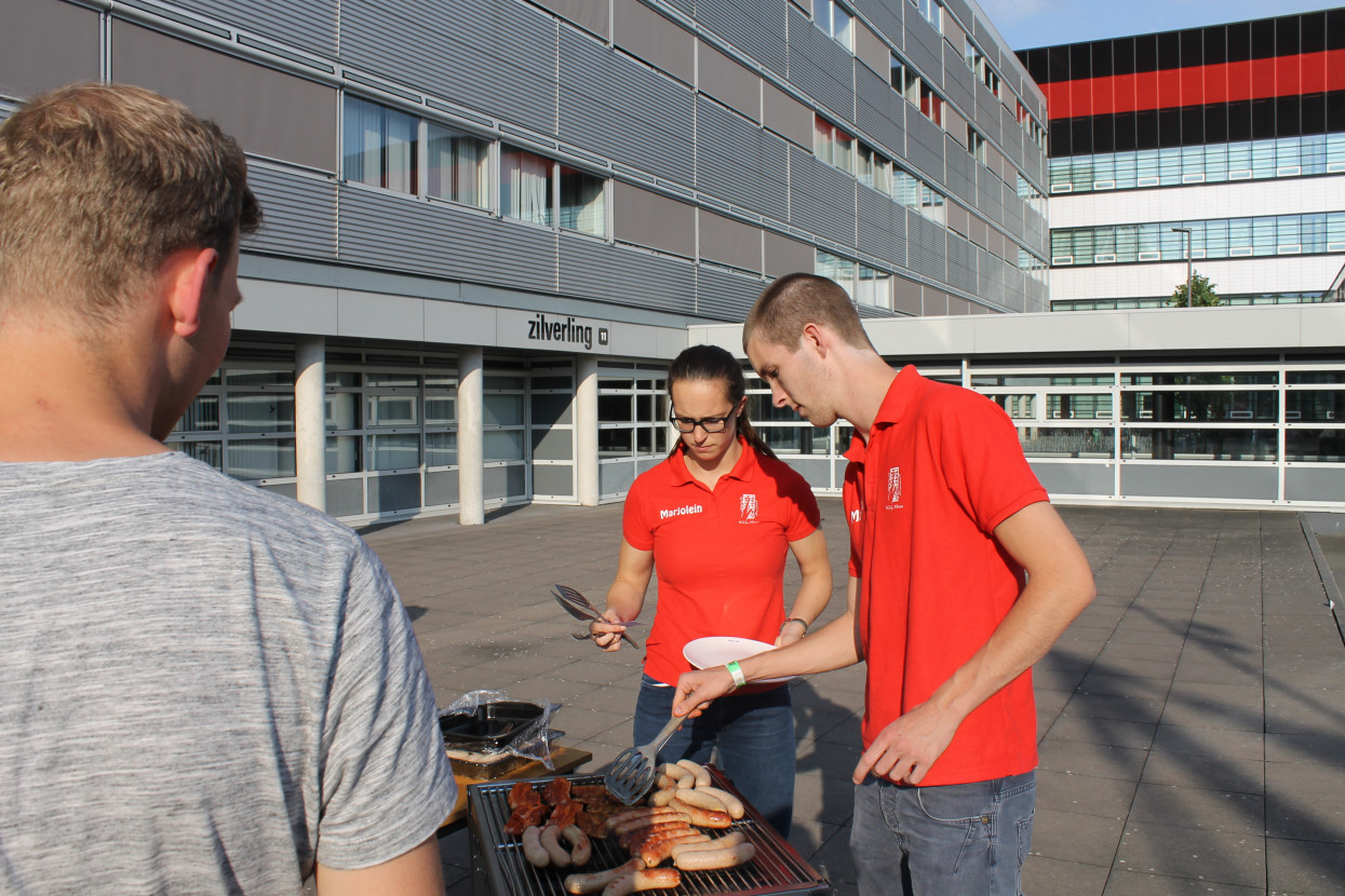 Sports day Barbecue