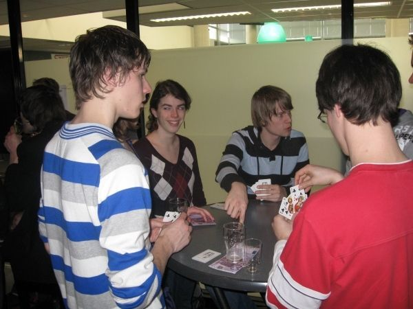 Decadente borrel