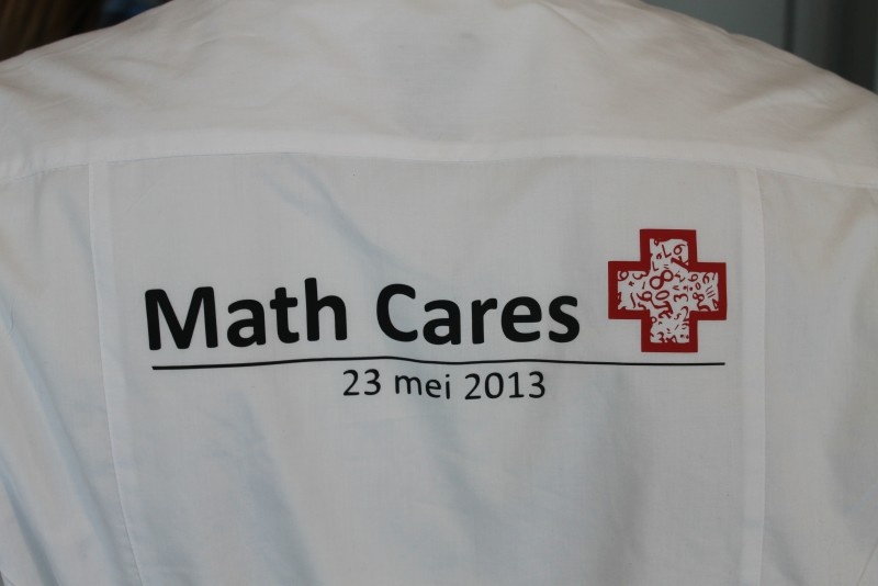 Symposium 'Math Cares'