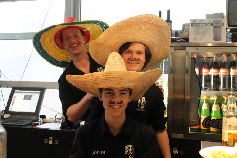 Mexicaanse borrel