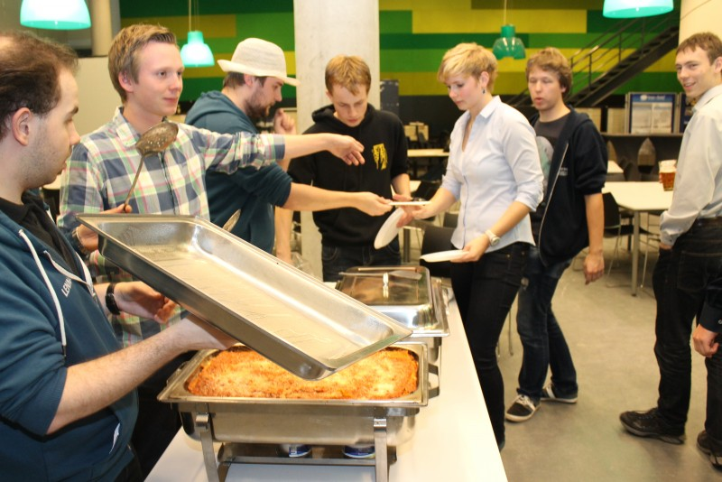 Lustrum Reception