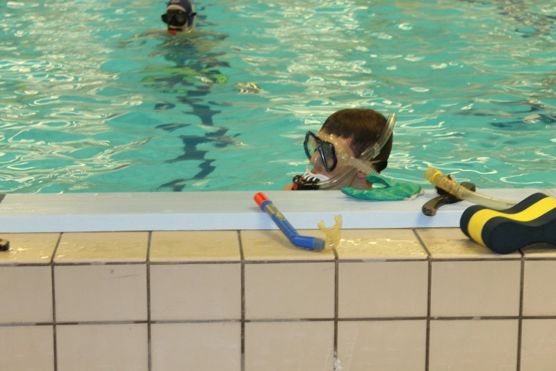 Underwater Hockey Workshop