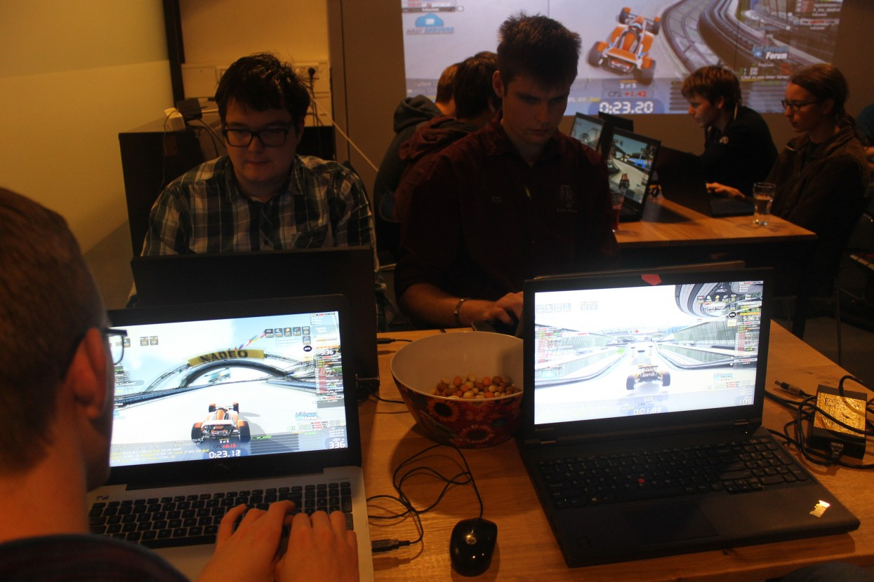 Trackmania tournament