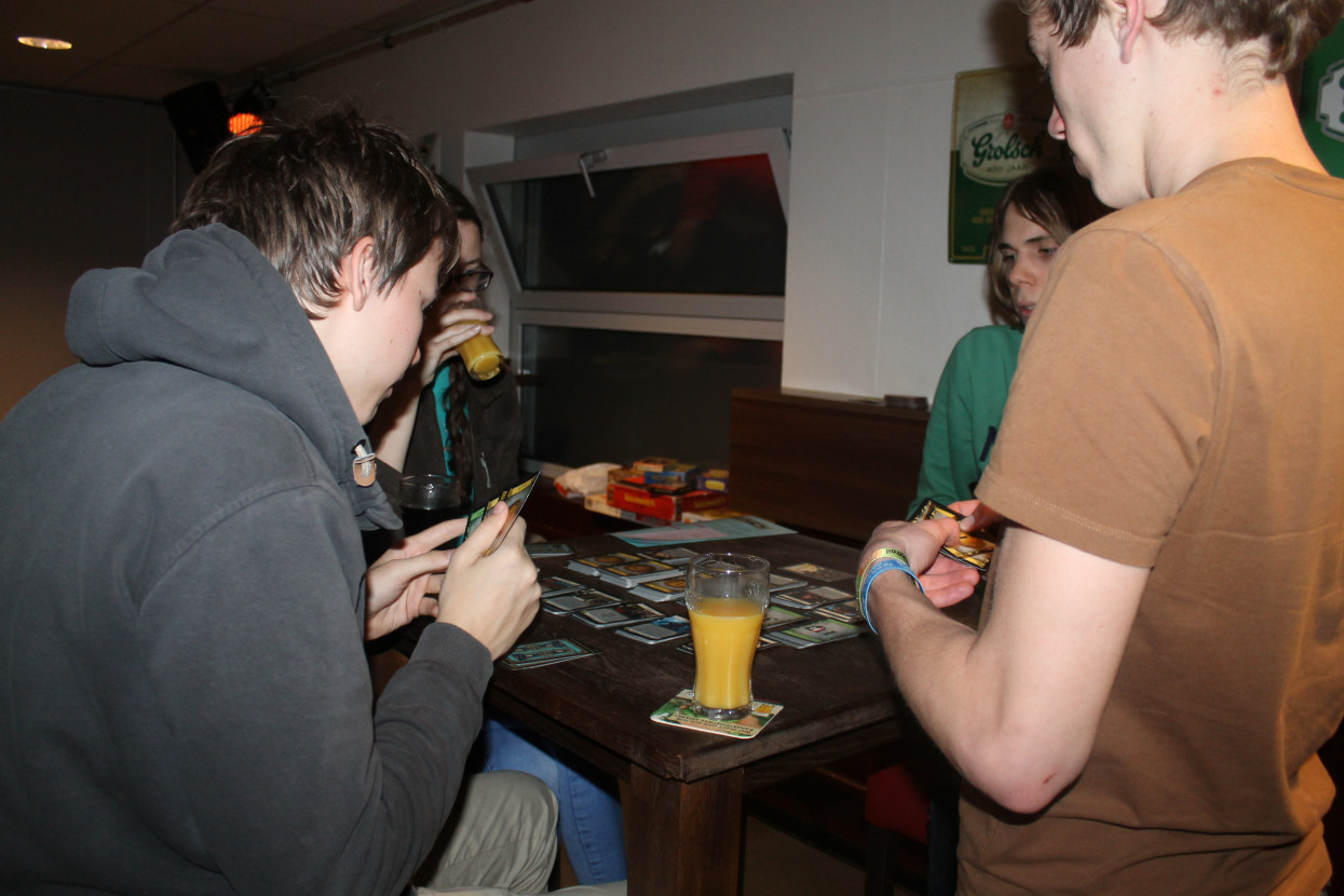 Board games evening