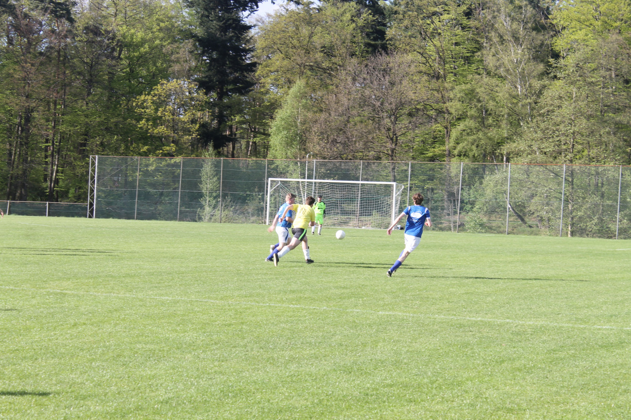 StAf-match against Inter-Actief