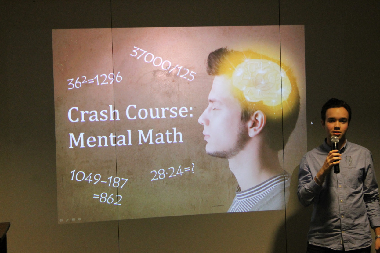 Crash Course Mental Arithmatic