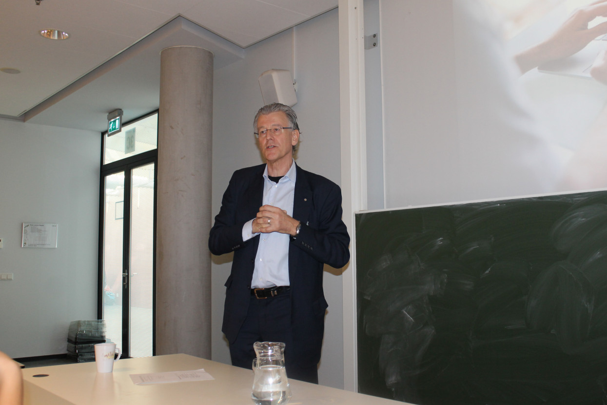 Alumnus Lecture Cees Links