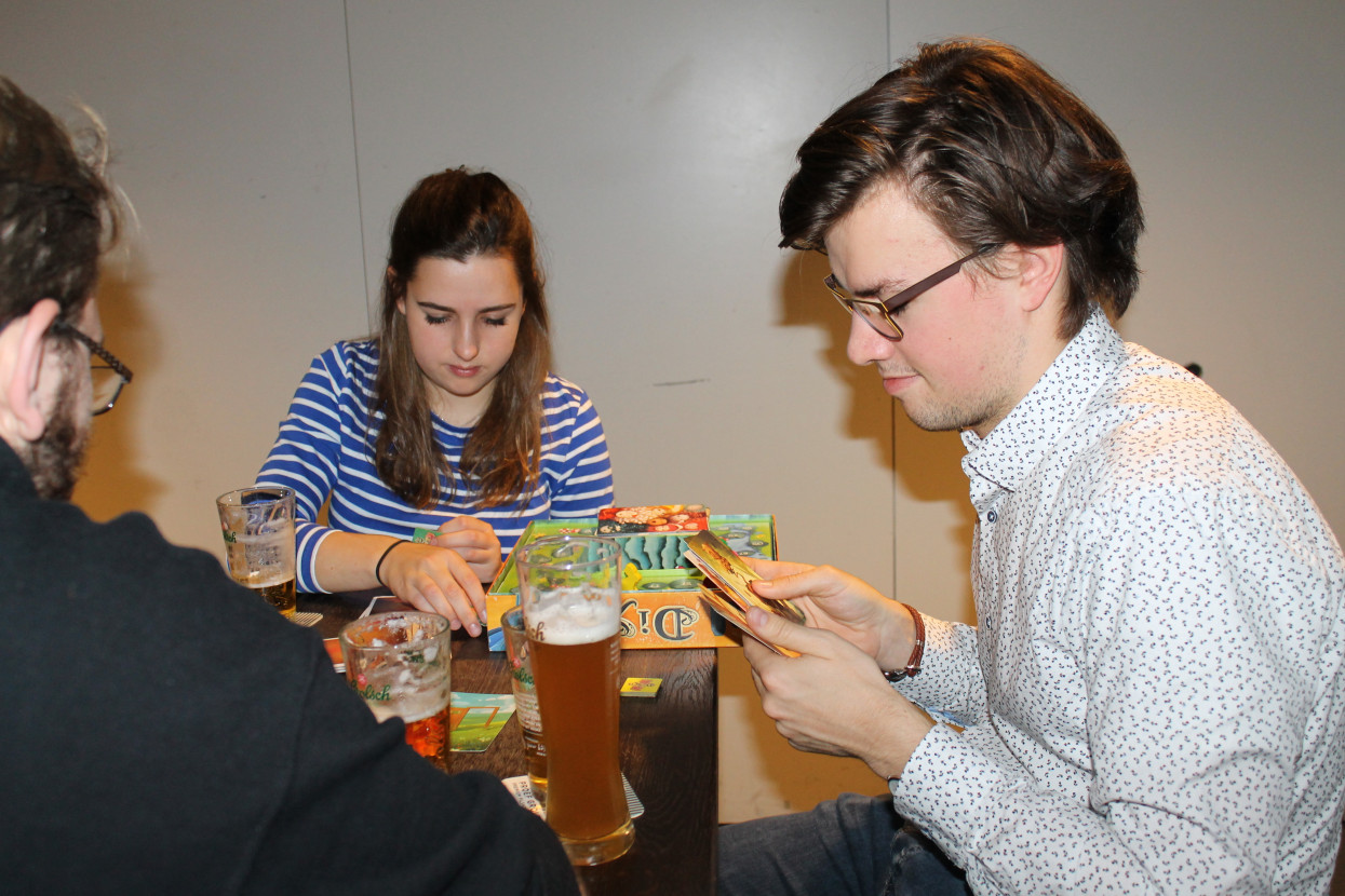 Bring-your-own-games night