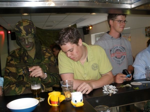 Commandoborrel