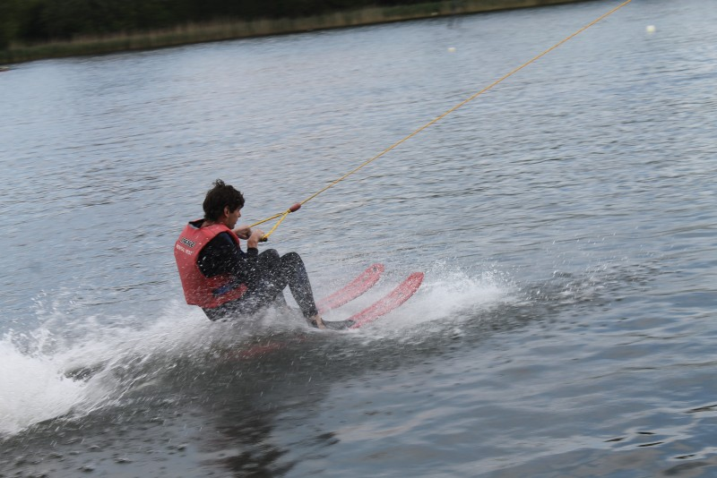 Waterskiën