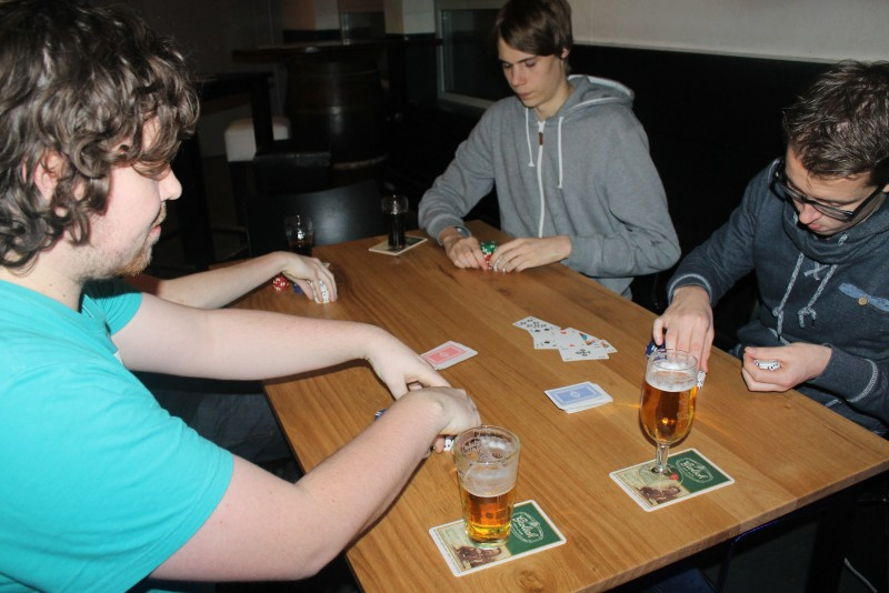 Casino Borrel