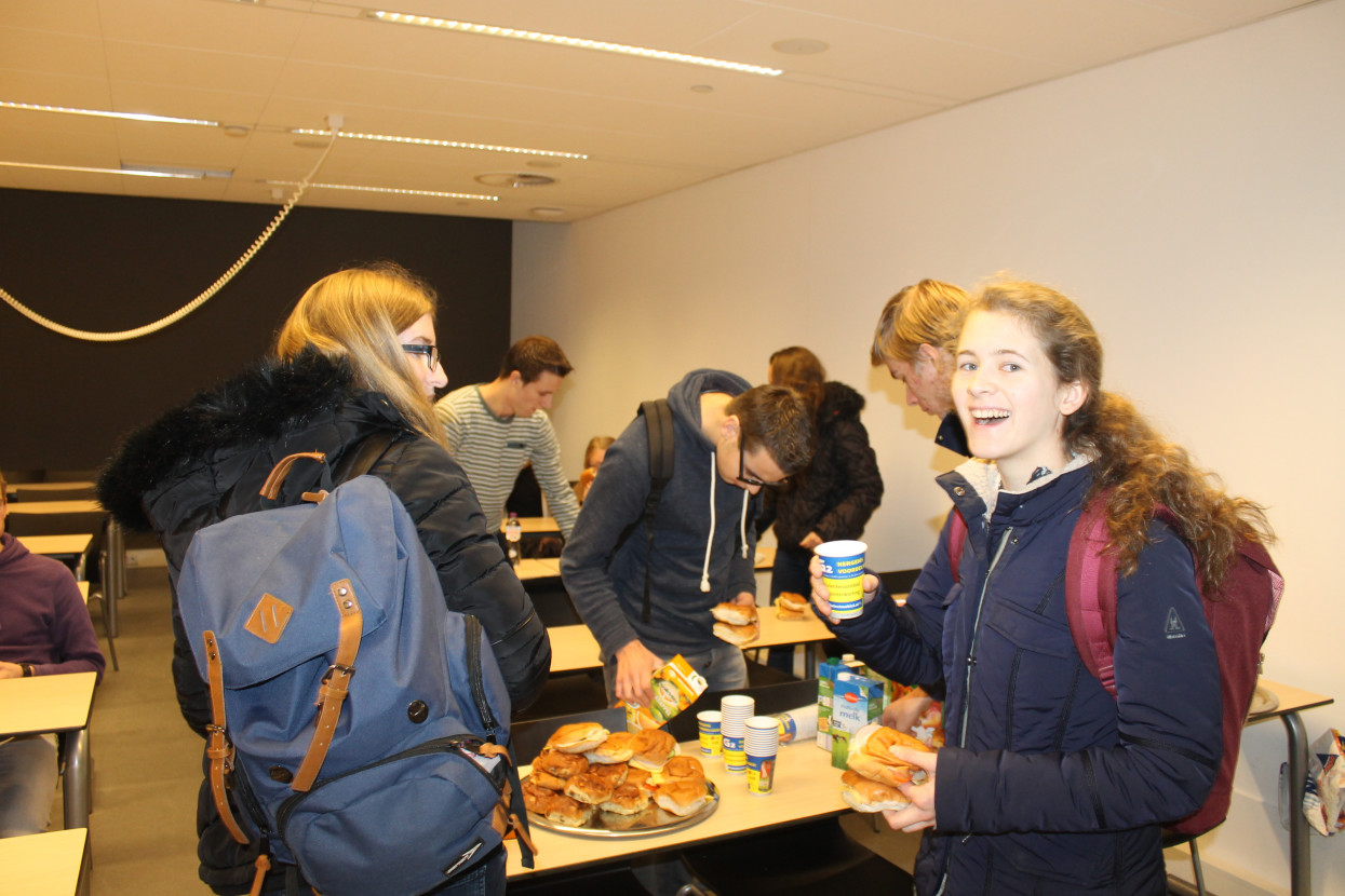 NLR lunchlezing