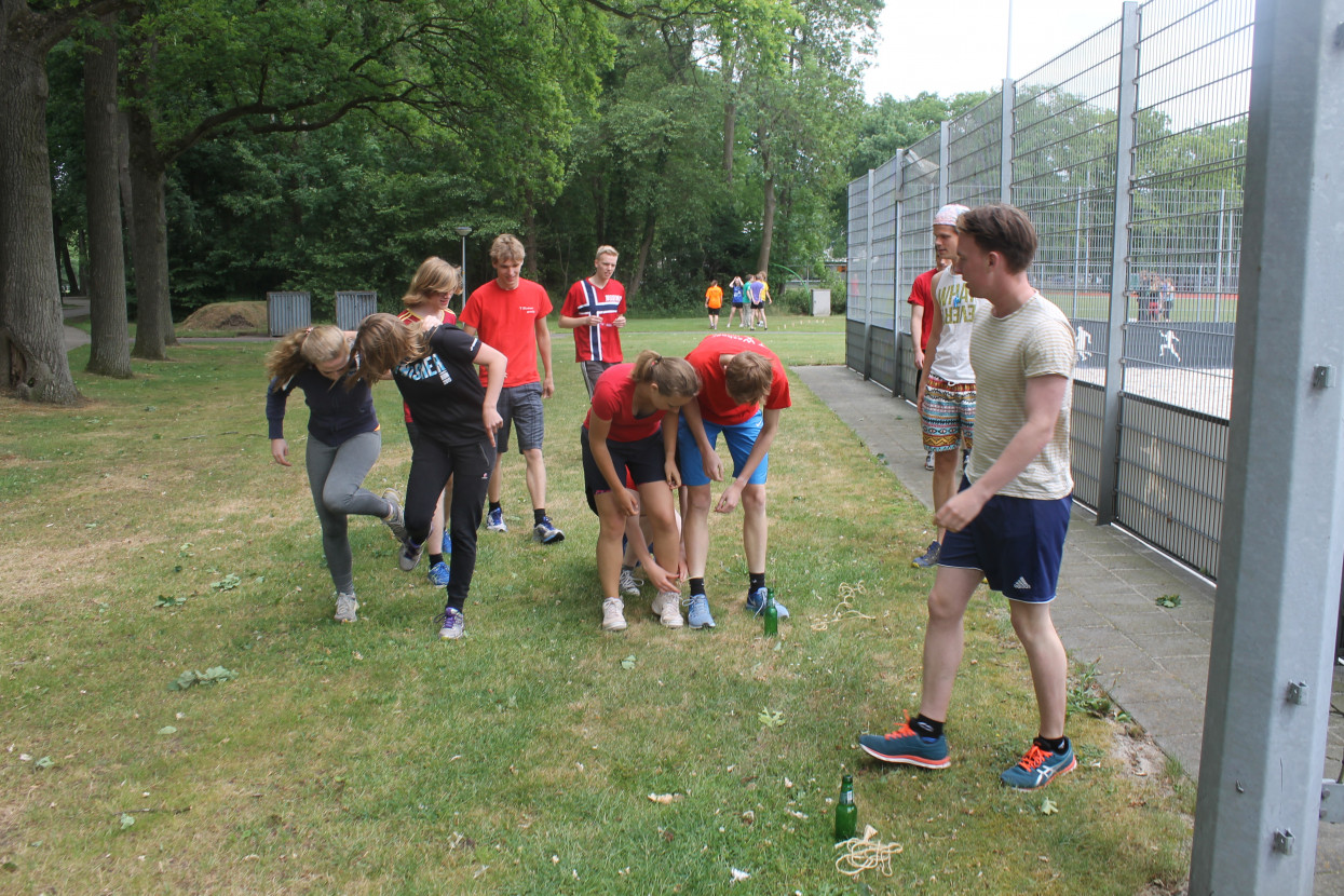 Abacus Sports Day 2017