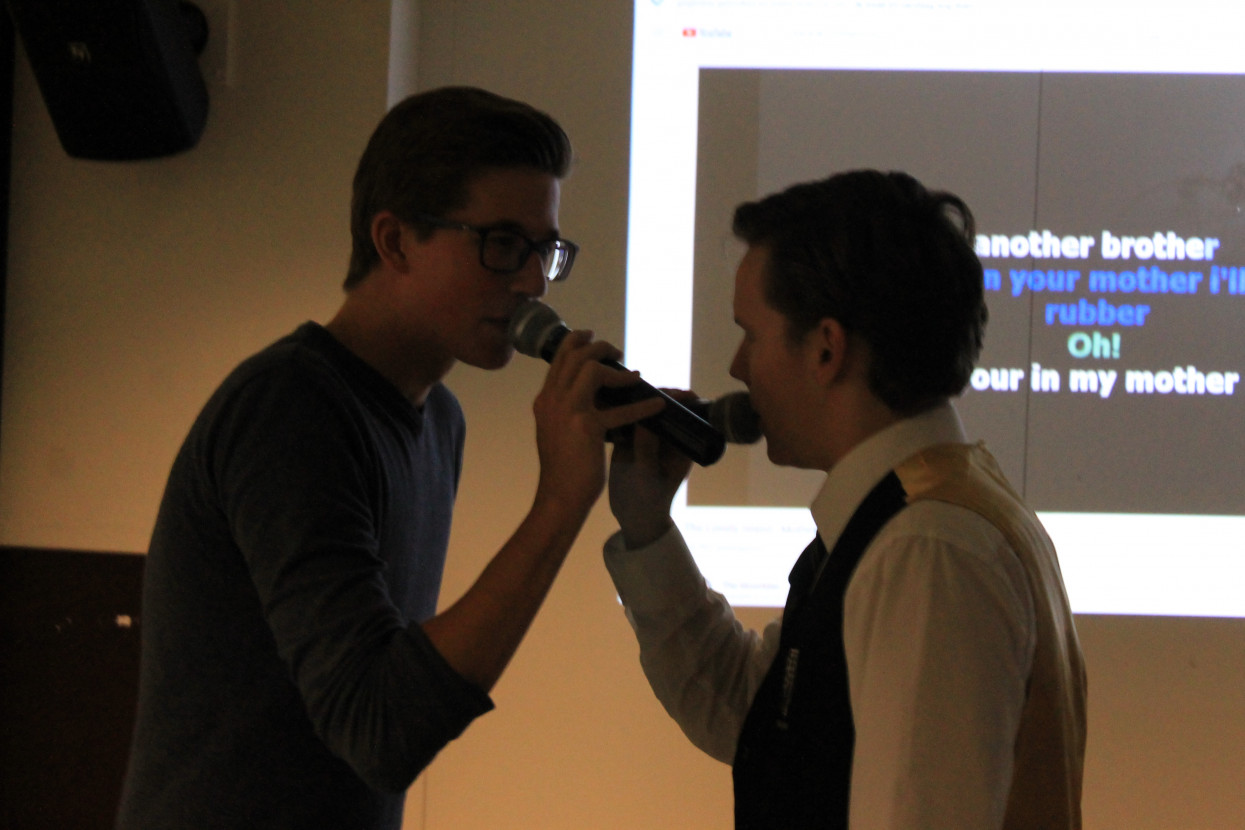 Karaokeborrel