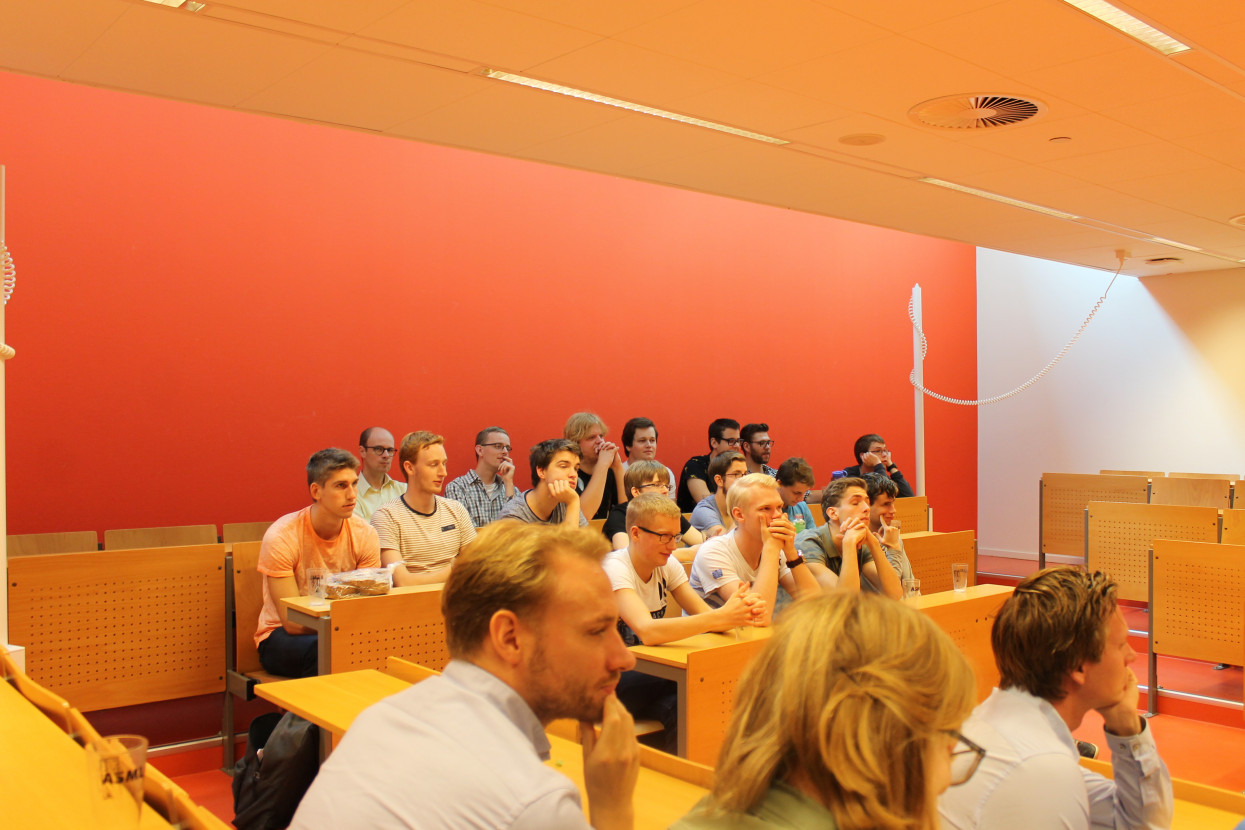 Lunchlezing Nedap